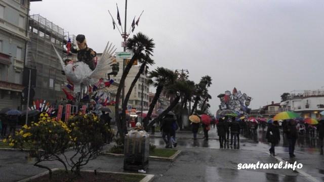 карнавал Виареджио