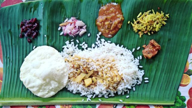 Alleppey local food