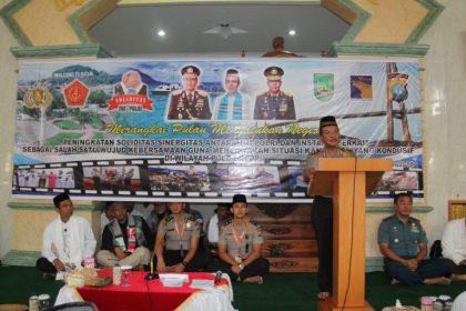 Ceramah Agama Ustad Abdul Somad Di Masjid Al-Halim Polda Kepri, SamuderaKepri