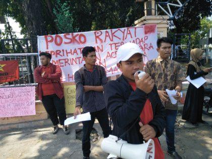 Ketua EK-LMND, Eri Ezi : Darurat Bagi Daerah Aceh Utara Jika Terus Di Pimpin Oleh Penguasa Yang Krisis Moral, Yang Tidak Pro Rakyatnya, SamuderaKepri