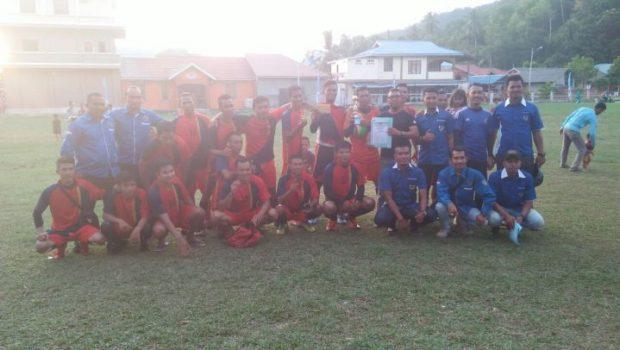 Club UPTD DP3 Raih Juara di Tournament KNPI CUP 1, SamuderaKepri