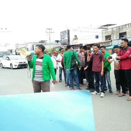 , Ketua BEM Fisip Unimal : Masyarakat Harus cerdas memilih wakil rakyat, SamuderaKepri