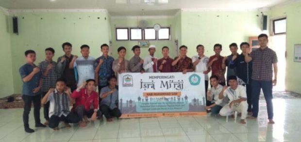 , Himpunan Mahasiswa Aceh Singkil (himasil) Lhokseumawe Memperingati Isra' Mi'raj, SamuderaKepri