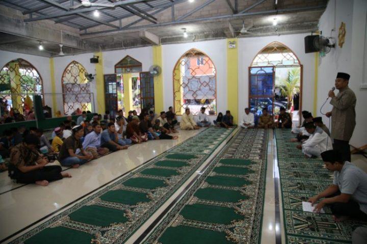 , BP Batam Melaksanakan Safari Ramadhan Pertama Di Masjid AT-TIIN, SamuderaKepri