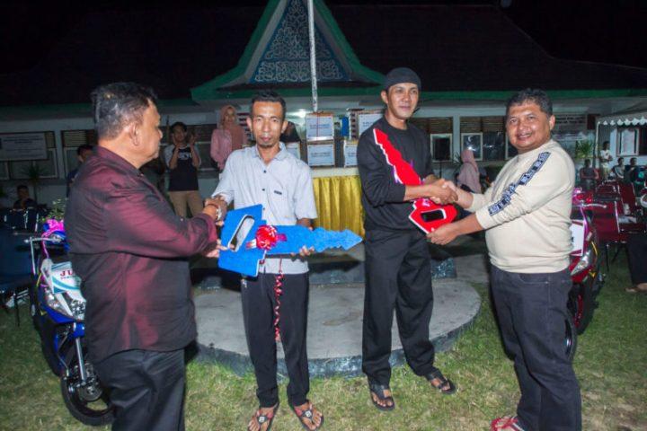 Wakil Bupati Kepulauan Anambas Hadiri Malam Penutupan Pertandingan Domino, SamuderaKepri