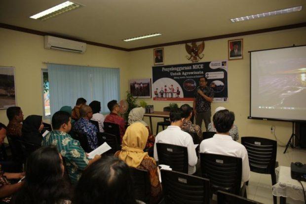 Tingkatkan Kualitas SDM, BP Batam Gelar Pelatihan Pengembangan Bisnis Agrowisata