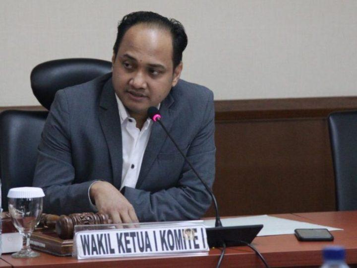 Senator Fachrul Razi Tuding Distanbun Aceh Lakukan Pembohongan Publik