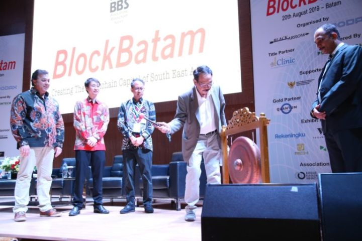 , Batam Sebagai Pusat Teknologi Terbesar Blockchain  Di Asia Tenggara, SamuderaKepri