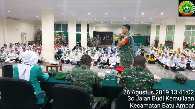 """Koramil 01 Batam Timur Usung Tema """"Indonesia Tanah Air Beta"""""""