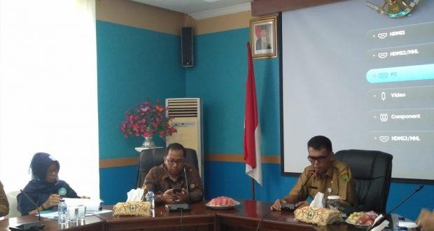 Tim Verifikasi Forum Kabupaten Sehat Sambangi Kabupaten Natuna