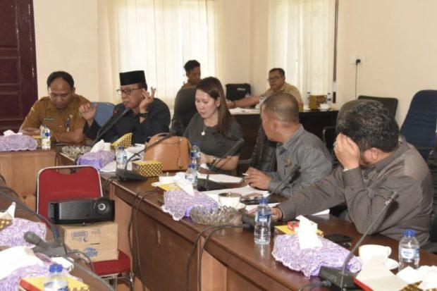 Komisi II DPRD Natuna Sinergi Dengan Perkim dan PU Bahas RAPBD 2020, SamuderaKepri