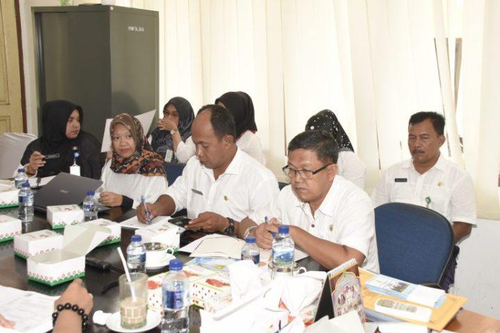 Gesa RAPBD Tahun 2020, Komisi I DPRD Natuna Raker Dengan Dinkesdalduk dan KB, SamuderaKepri