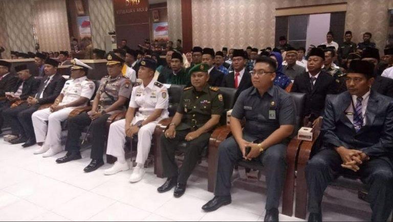 , Lima Wajah Baru Menghiasi Pelantikan Anggota DPRD Kabupaten Kepulauan Anambas, SamuderaKepri
