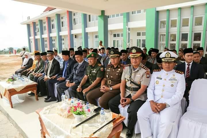, Wakil Bupati Kepulauan Anambas Pimpin Upacara Peringatan Hari Kesaktian Pancasila, SamuderaKepri