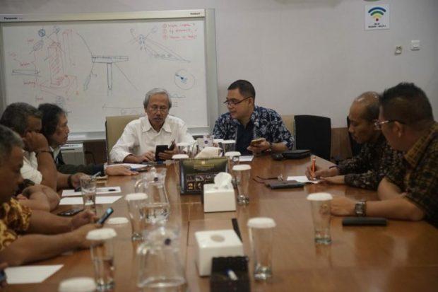 , Komisi III DPRD Provinsi Kepulauan Riau Malaksanakan Konsultasi Ke Ditjen Bina Marga Kementerian PUPR, SamuderaKepri