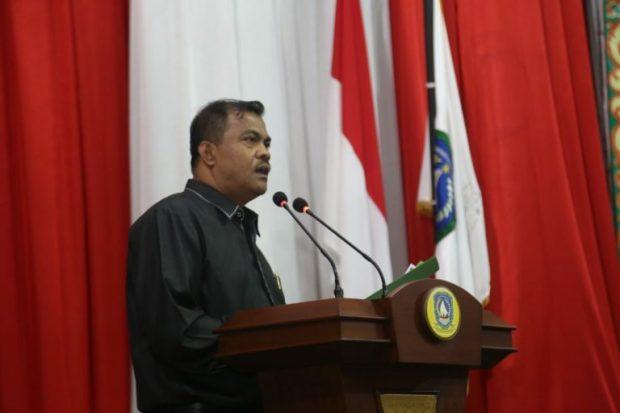 Rapat Paripurna DPRD Provinsi Kepulauan Riau 2019