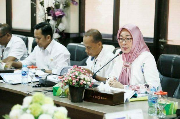 Rapat kerja Komisi I DPRD Provinsi Kepulauan Riau, SamuderaKepri