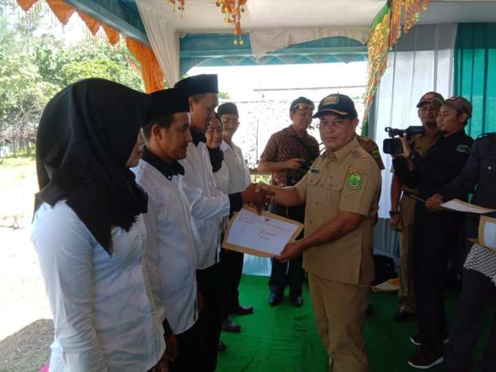 , Desa Teluk dan Desa Belungkur Resmi Masuk Wilayah Administrasi Kecamatan Lingga Timur, SamuderaKepri