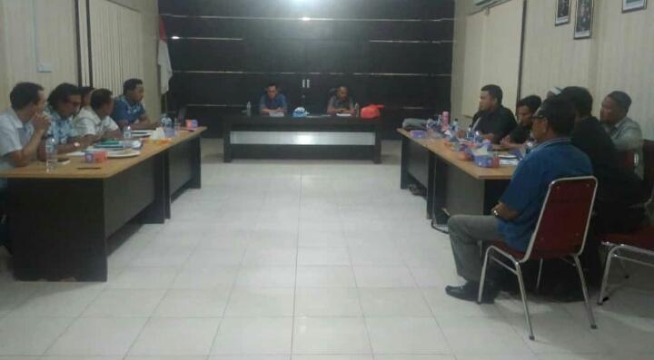 Bersedia Kembalikan Sertifikat Tanah Warga Linau, PT. SSLP Tandatangani Surat Pernyataan Damai, SamuderaKepri