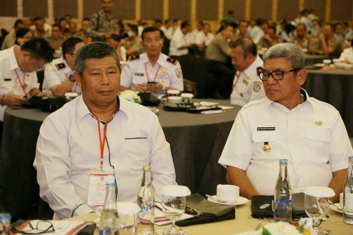 Berita Nusantara Indonesia, Bupati Menghadiri Rapat Koordinasi Nasional Tentang Pengamanan Perbatasan Tahun 2020, SamuderaKepri