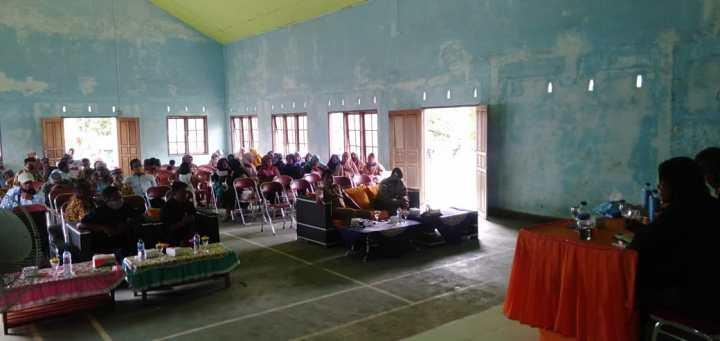 Reses di Desa Air Lengit Para Anggota DPRD Natuna Tampung Aspirasi Warga, SamuderaKepri