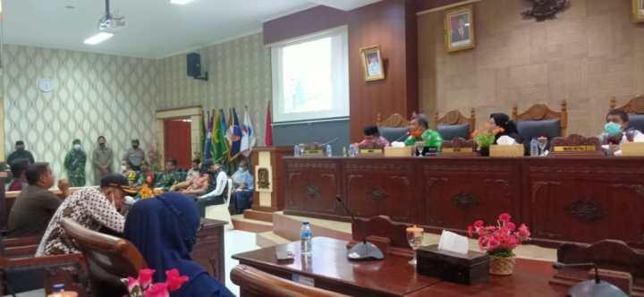Perkembangan dari aksi Penyampaian Aspirasi HNSI Kabupaten Anambas pada Pemerintah Provinsi Kepri dengan perantara Pemda Kabupaten Anambas