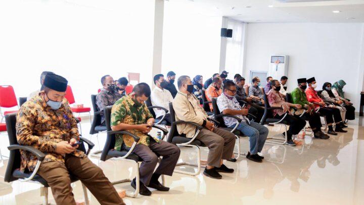Dokumen DPA-APBD Tahun 2020 Anambas Diserahkan Pjs Bupati Eko Sumbaryadi