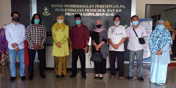 Pansus A DPRD Natuna Kunker Ke Tanjungpinang, SamuderaKepri