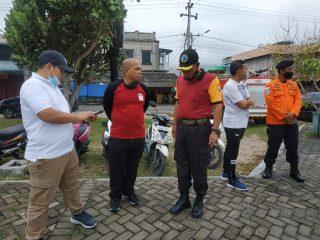 Ketua Komisi I DPRD Natuna Wan Arismunandar Ikut Bakti Sosial di Pantai Piwang, SamuderaKepri