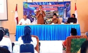 Musrenbang Desa Batu Gajah 10 Program Proritas Ditampung Ketua Komisi I DPRD Natuna, SamuderaKepri