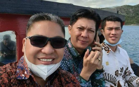 DPRD Natuna Ikuti Musrenbang Tahun 2022 Kecamatan Pulau Tiga, SamuderaKepri