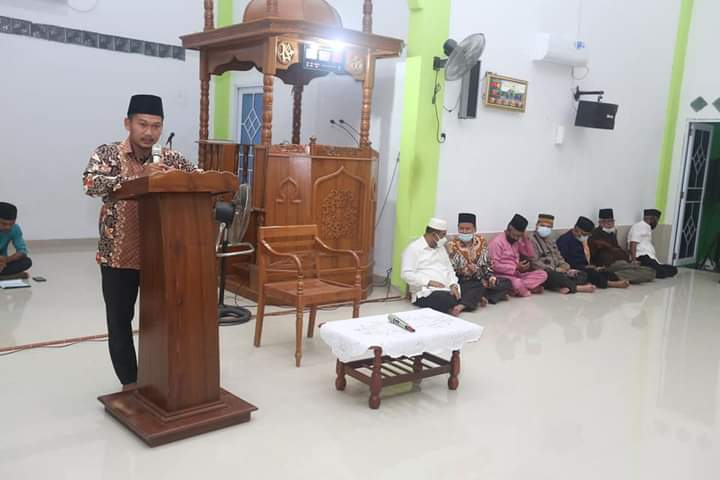 Bupati Karimun Hadiri Peringatan Isra Mi'raj di Kundur Barat, SamuderaKepri