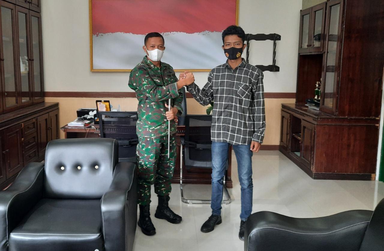 Pertemuan FORPAK Dengan Dandim 0105 Aceh Barat, Pemulihan Ekonomi Aceh Barat