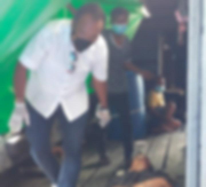 Seorang Kapten Kapal Ditemukan Meninggal, Korban Batuk Mengeluarkan Darah, SamuderaKepri