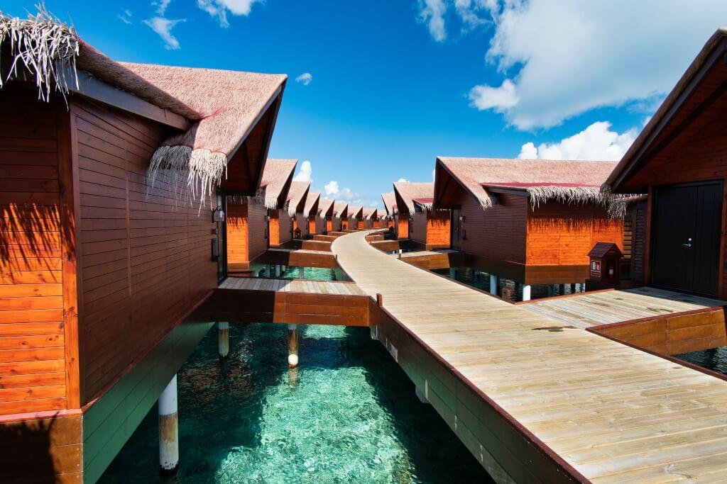 """Adaaran """"Prestige"""" Ocean Villas Hudhuranfushi Maldives Resort"""