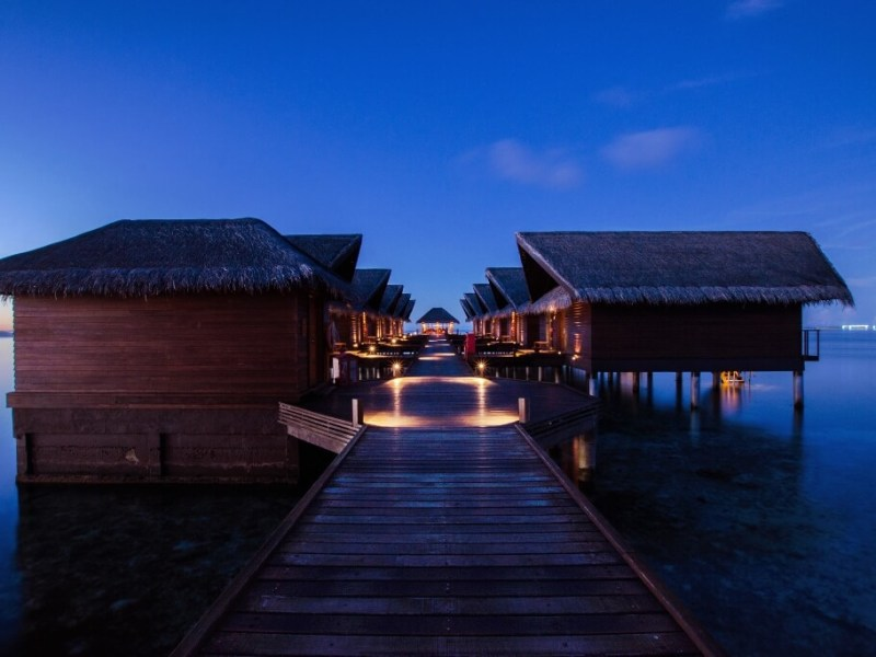 Adaaran Select Hudhuranfushi Maldives Resort Header