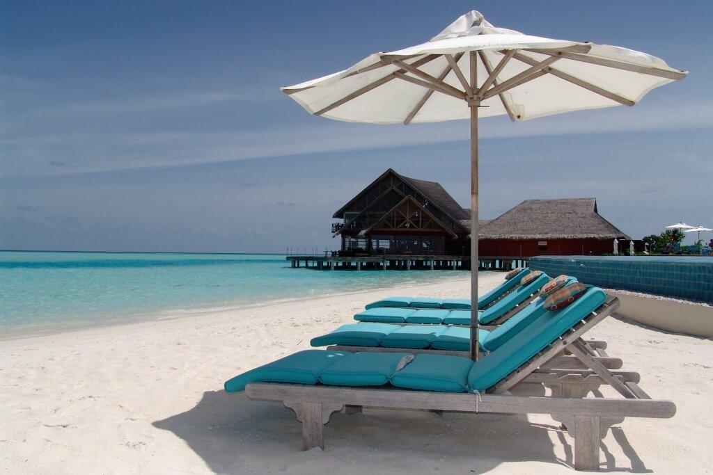 Anantara Dhigu Resort Maldives Header