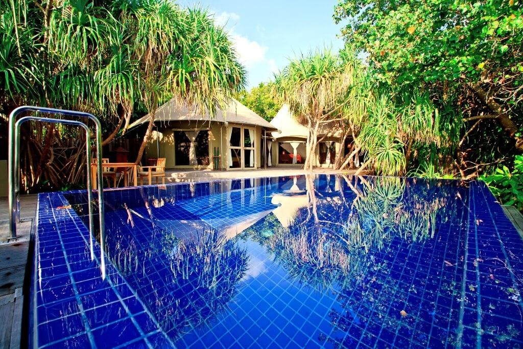 Banyan Tree Madivaru Resort, Maldives