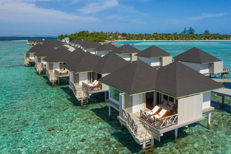 Cinnamon Dhonveli Maldives Water Bungalow