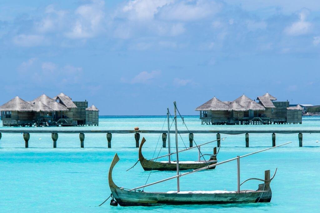 Dhoni Island Resort, Maldives