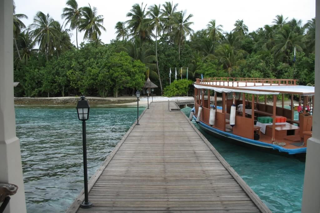Embudu Village Resort, Maldives