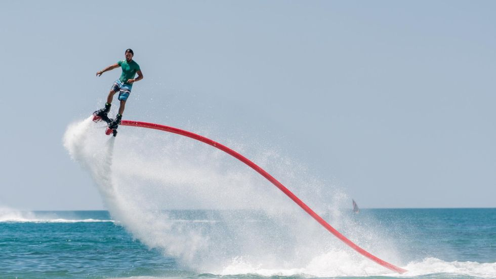Flyboarding in The Maldives - Watersport Activity Price