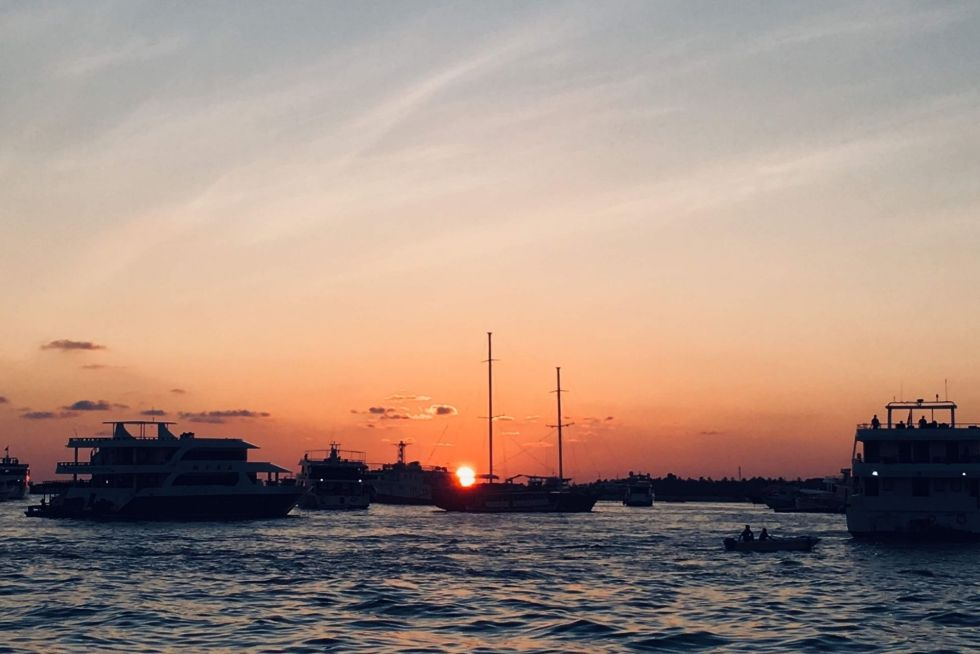 Liveaboard Routes & Departure Points in The Maldives