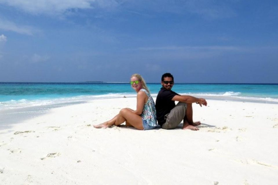 Maldives Snorkeling, Sandbank & Sunset Cruise Tour Price