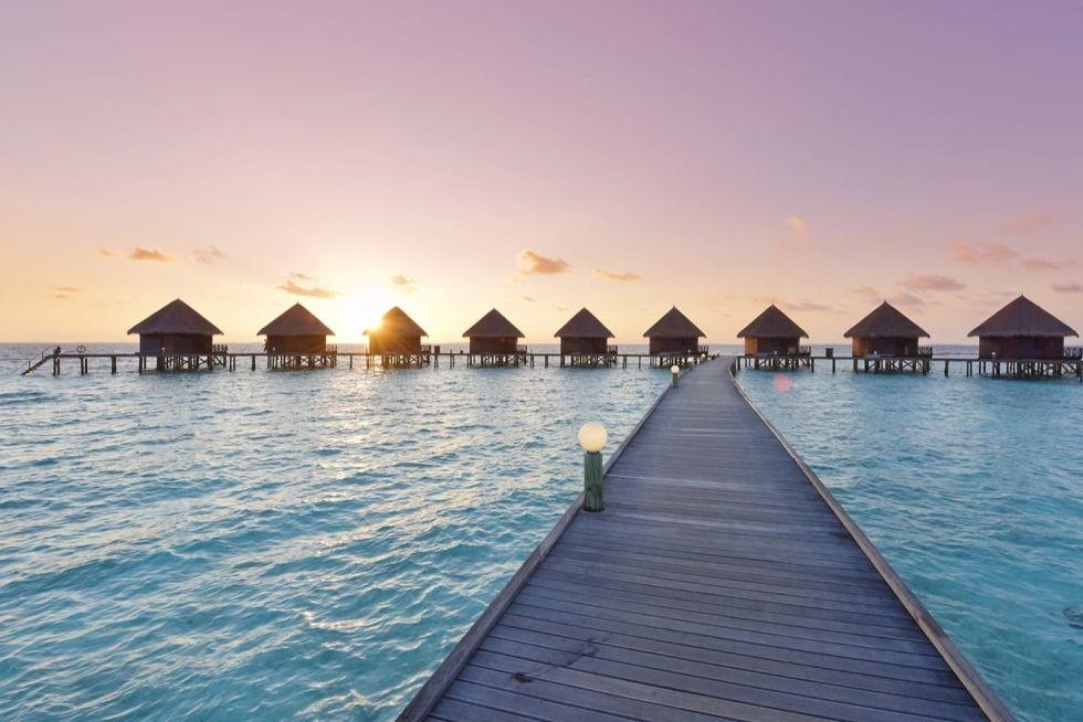 Thulhagiri Island Resort and Spa Maldives Water Bungalow