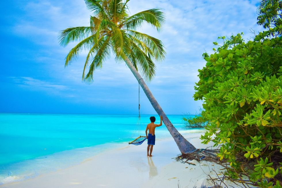 Maldives on Budget: Stay on a Public Island