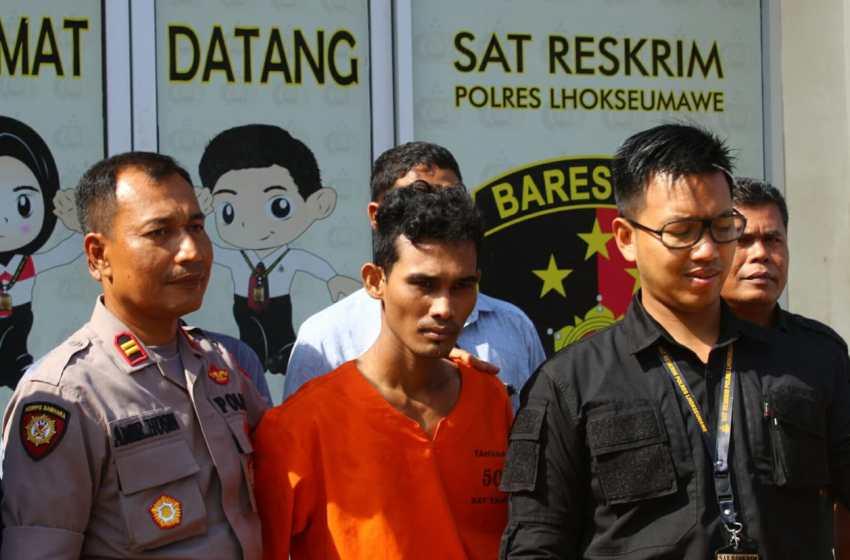 Dor, Napi Burung Ditembak di Aceh Utara
