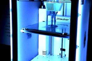 3D printer of stormtrooper