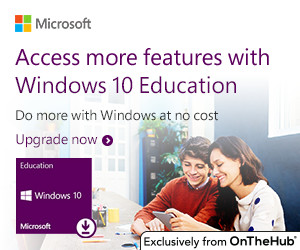 Upgrading BYOD Devices To Win10 Education