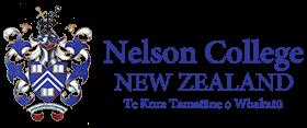 Nelson College logo